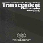 Transcendent Philosophy Journal