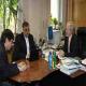 دیدار رایزن فرهنگی سفارت ج.ا.ایران با رئیس کتابخانه دولتی تاریخ عمومی روسیه