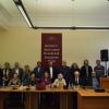"""رونمایی کتاب """"گفتمان فلسفه عربی"""" در انستیتو فلسفه مسکو"""