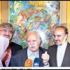 رونمایی از ۲ اثر جدید استاد فرشچیان در کاخ موزه سعدآباد