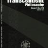 شماره جدید مجله بین المللی ترانسندنت فیلوسوفی ( دوره ١٧، شماره٢٨، دسامبر ٢٠١۶)