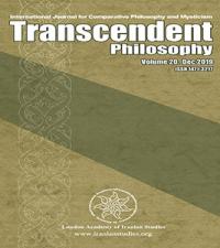 شماره جدید مجله بین المللی ترانسندنت فیلوسوفی ( دوره ٢٠، شماره ٣١، دسامبر ٢٠١٩)در لندن منتشر شد